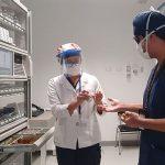 Estudiantes de Química y Farmacia de la UCN se suman a la lucha contra el COVID-19