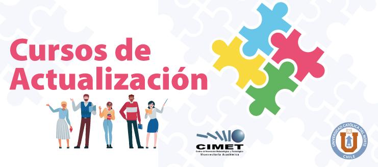 Comienza inscripción a Cursos de Actualización sobre docencia inclusiva