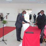 Exalumno UCN asumió como asesor comunicacional del Secretario de Estado de la Provincia de Gaza, Mozambique
